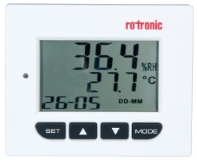 Kuehnel news - Rotronic Thermo-Hygrometer-HD1